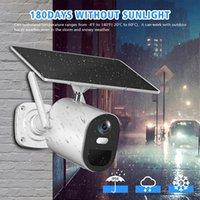 IP Cameras Tuya Smartlife Video Surveillance WiFi HD Security Wireless Indoor Outdoor Smart Home Camera TY-S2-D09