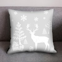Cushion Decorative Pillow Print Case Polyester Sofa Car Cushion Cover Home Decor Decorative Pillowcase Seat Cover#40