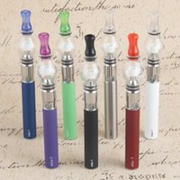 Ego Starter Kit Glass Globe Tank For Wax Dry Herb Vapor Atomizer Electronic Cigarette M6 EGO-T Zipper Case Battery Clearomizer E Cigarettes