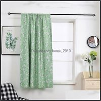 Treatments Textiles Home & Gardenprinted Curtains Living Room Bedroom Blackout Curtain Window Treatment Blinds Finished Drapes 102*160Cm Dbc