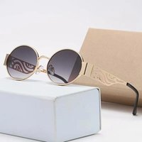 Designer Sunglasses Brand Eyeglasses Outdoor Shades Bamboo Shape PC Frame Classic Lady luxury for Women with Box