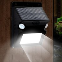 Outdoor Wall Lamps ICOCO LED Solar Light Motion Sensor 12 PIR Decoration Colorful Street Lamp Garden Yard Security