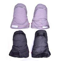 Stroller Parts & Accessories Winter Pram Hand Muff Baby Carriage Pushchair Warm Cover Cart Glove