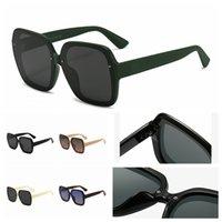 النظارات الشمسية الكلاسيكية للرجال مصمم فاخر مصمم مكبرة جودة عالية طيار الدراجات في الهواء الطلق القيادة أزياء النظارات اكسسوارات الاستقطاب uv400 مع القضية