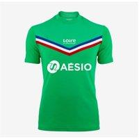 2020 2021 AS Saints-Etienne soccer Jerseys mens suit Jersey 20 21 ASSE ST Etienne KHAZRI sets AHOLOU Football Shirts