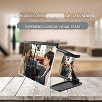 Cell Phone Mounts & Holders 1pcs Mobile Screen Anti-blue Light Separate Folding Portable Desktop Stand