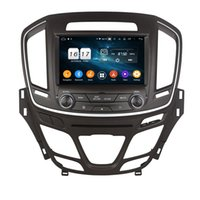 """CARPLAY ANDROID AUTO 1 DIN 10.1 """"PX6 Android 10 VOITURE DVD de voiture pour Opel Insignia / Buick Regal 2014 2015 2016 DSP Stéréo Radio GPS Navigation Bluetooth 5.0 WiFi"""