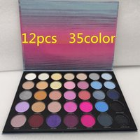 ماكياج 35 ألوان ظلال العيون رابط التجزئة دروبشيبج تارتليت في بلوم الطين لوحة عالية الأداء الطبيعية DHL