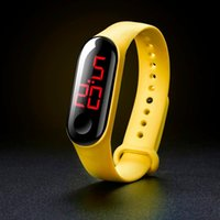 Wristwatches Men Women Sport LED Digital Watch Silicone Electronic Couple Watches Clock Relogio Montre Home