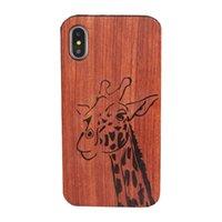 Chorite Wood Smart Phone Чехол для iPhone 11 Giraffe Чехол чехол для телефона для iPhone 11 Pro Max