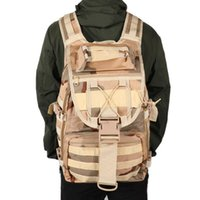 Outdoor Military Rucksacks Waterproof Tactical Backpack Spor...