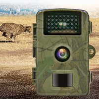 Hunting Camera Po Trap 12MP Wildlife Trail Night Vision Thermal Imager Video Cameras For Scouting Game Camcorders