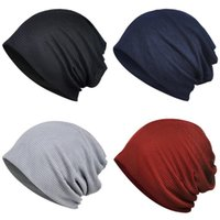 Bisiklet Kapaklar Maskeleri Soğutma Kafatası Beanie Şapka Kadın Erkek Unisex Katı Mesh Nefes Bisiklet Koşu Bonnet Şapkalar