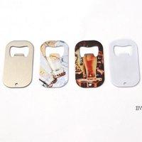 التسامي فارغة البيرة فتاحة زجاجة المفتاح diy المعادن الفضة الكلب العلامة الإبداعية هدية المنزل مطبخ أداة AHA5335