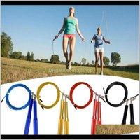 Ultraspeed skipping çelik tel boks spor salonu spor eğitimi için atlama 3 metre ayarlanabilir hız TCBSX DJM4C