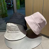 Человек мода ведро шляпа шансы бейсболка для мужских женщин высокое качество красоты рыбацкие шляпы
