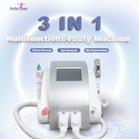 Permanent ipl elight hair removal equipment opt nd yag tattoo eye line remove 2 years warranty