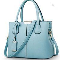 Handbag 2021 Luxury HBP Casual Zipper Women Ladies Messenger Bag Shoulder Brand Large Crossbody Fashion Tote Tassel Female Shcwc