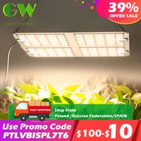 1000W 2000W 4000W Quantum Grow Light Sunlike Full Spectrum LED Phyto Lamp for Plant Hyonic Greenhouse VEG BLOOM Growth Light