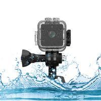 SQ12 SQ11 مصغرة كاميرا عالية الدقة الرياضة العمل كاميرا مع ماء قذيفة للرؤية الليلية استشعار الحركة الصغيرة كاميرات صغيرة جيب كامير