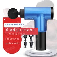 USB Massage Fascia Apparatus Relaxation massagers Vibrator Fitness Equipment Cervical Membrane Grasping Muscle Gun