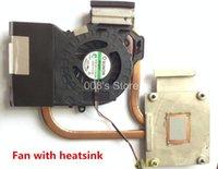 Almohadillas de enfriamiento portátil CPU Refrigerador del ventilador de ventilador para el pabellón DV6-6000 DV6-6050 DV6-6090 DV6-6100 6101AX 6200 DV7-6000 6B55DX Radiador