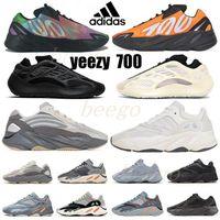 700 V1 V2 V3 Dalga Runner Laure Kanye Batı Mnvn Vanta Statik Ayakkabı Adam Bayan 500 Gri Spor Tasarımcısı Atletizm Sneakers 36-47 Yeezys Yekzy