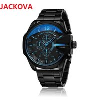 Men's Sports military Quartz Watch 50Mmm Stainless Steel Double Multiple Time Zone Dial Auto Calendar Wristwatch high-end luxury fashion men watches
