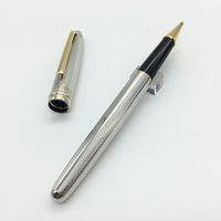 Luxusstift Montel MST-Exquisite Textur Metalle Stifte stationäre Lieferungen Metallrollenstift mit Seriennummern und schwarze Tinte 0,7mm @ yamalang3