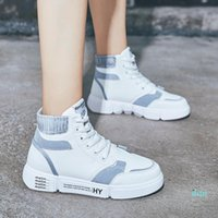 Wholesale-Boots Women's High Quality Shoes For Woman Zapatos De Mujer Fashion Casual Sneakers Ladies Booties Women\x27s Sport Botas