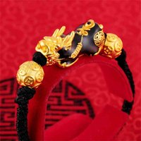 Couleur colorée Changement de corde rouge de corde de corde rouge PassePartout Transport Bracelet de ligne de vie
