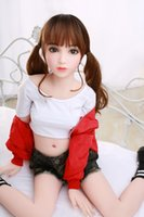 Real Small Body Doll 3 Love Holes Lifelike Ass TPE Sexy Toys For Men