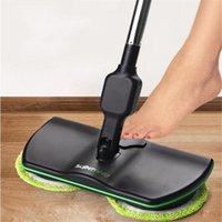 Mop Rechargeable 360 Rotation Cordless Floor Cleaner Scrubber Polisher Electric Microfiber Mop Cleaning
