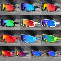 UV400 MTB Yol Bisikleti Gözlük Marka Açık Spor Güneş Gözlüğü Bisiklet Gözlük Erkekler Kadınlar Gafas Ciclismo TR90 1 Lens Bisiklet Gözlük X0726