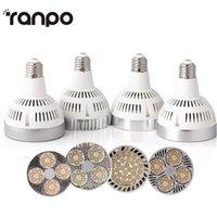 PAR30 Lampe 35W 45W Light Light Feux d'inondation Ampoule E27 LED FLUX CHEMIS-COLLES Neutrales Blancs Lampes pour vêtements de cuisine Lampes 220V