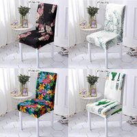 Chair Covers Color Cactus Chairs For Kitchen Cover Seat Dining Office Gamer Cushion Home