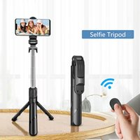 Bluetooth Wireless Selfie Stick Mini Tripod Extendable Monopod Remote shutter For IOS Android phone