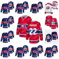 22 Cole Caufield Montreal Canadiens 2021 Reverse Retro Jerseys Carey Price Corey Perry Kotkaniemi Shea Weber Jonathan Drouin Jake Allen Tyler Toffoli Tatar