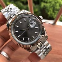 Relojes mecánicos para hombre Relojes mecánicos automáticos 36 mm y 41 mm Super luminoso impermeable acero inoxidable Montre de Luxe de alta calidad