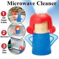 Mikrodalga fırın buharlı temizleyici kızgın mama sirke ve su ile kolayca temiz temizlik temizler Ev mutfak aletleri temizleme GWF9327