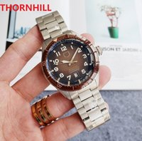 Top Quality multifunction Limited Mens Luxury Automatic Watches Mechanical Movement 316L stainless steel Sports Self-wind Fashion Wristwatches Gift