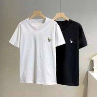 2021New Erkek Tasarımcı T Shirt Lüks Marka Tasarımcıları Kısa Kollu Moda Baskılı Casual Açık Giysiler Yaz M-XXL 68 Tops