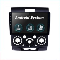 Car DVD Player Android 10 9 inch Quad Core Flash 16G 3G WIFI Mirror Link Radio for Ford Everest Ranger 2006-2010