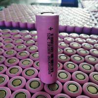 100% оригинальная литиевая батарея клетки 18650 3.7 В 2500 мАч INR18650-25R 12,5А 20А высокая скорость разряда Литий-ионные аккумуляторы