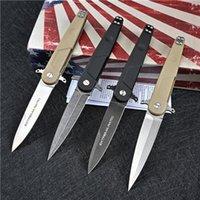 İndirim Ext-R BD4 Nemesis Bıçağı N690 58HRC Blade Açık Survival Koleksiyon Knifes Cep Bıçaklar Kurtarma Yardımcı Programı EDC MF1 MF2 BF3 BF2RCT Araçları