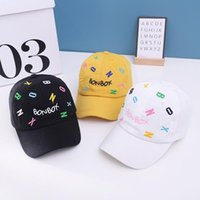Caps & Hats Baby Boy Cap Infant Baseball Spring Summer Children Cotton Sun Hat Toddler Girl Fashion