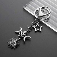 Creative Mobile Phone Bag Car Keychain Pendant Simulation Model Key Chain for Men Women Couple Key Holder Trinket Gift Key Ring G1019