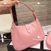 أحادية اللون مصمم حقائب الكتف 28CM سيدة مزاجه حجم كبير حقيبة يد جلدية بسيطة حقيبة الإبط