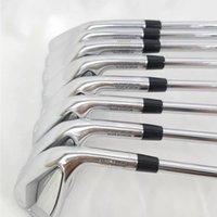 Golf Clubs Fers Ensemble JPX919 Forgé 4-9pg Steel Arbres de graphite Steide Steide