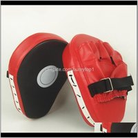 Protective Gear 1Pc Pad Punch Target Bag Sanda Fighting Adults Kick Boxing Training Thai Fight Box Mma Gloves 50 Zb6D7 1Moph
